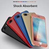 Geval van de Telefoon TPU van de Schok van de fabriek het Absorberende Mobiele voor iPhone 7