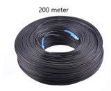 cuerda de corrección del cable de 100/200/300meter FTTH Sc/Upc-Sc/Upc