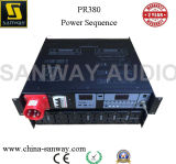 8 CH Biphase /Triphase Power Sequencer voor PA Speaker System