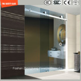Tempered стекло регулируемое 6-12 сползая просто комнату ливня, приложение ливня, кабину ливня, ванную комнату, экран ливня