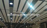 ألومنيوم زخرفيّة مربّعة أنابيب سقف قراميد