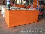 a madeira compensada marinha de 18mm/a madeira compensada/película Shuttering enfrentaram madeiras compensadas