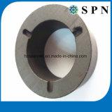 Imán radial de la ferrita de la magnetización para la bomba