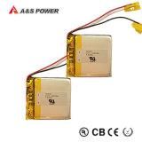 Li-Polimero ricaricabile Lipo della batteria del polimero del litio dell'UL 403040 3.7V 430mAh