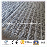 Panel de malla de alambre soldado reforzado con hierro de bajo carbono
