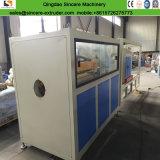 Machines en plastique de fabrication d'extrudeuse de pipe d'évacuation interne de PVC