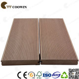 Madera de teca sintética cubierta de madera