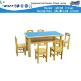 A tabela e a cadeira do jardim de infância do baixo preço ajustaram-se (HC-2504)