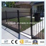Cerca facilmente limpada do alumínio de /Pretty da cerca do ferro feito