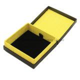 Коробка бумажных ювелирных изделий лазера упаковывая для серьги
