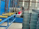 Tipo perfurado máquina da escada da bandeja de cabo do engranzamento de fio de aço da bandeja de cabo