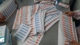 Wegwerfinsulin-Spritze 1ml 0.5ml mit örtlich festgelegter Nadel
