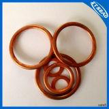 Rondelle de cuivre de jupe d'en cuivre de cavité de garniture de boucle