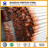 Abrazadera de tubo de acero galvanizada