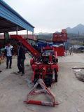 Máquina segador de patata automática del cargamento