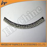 Haute perles et paillettes Mode Collar