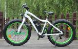 """26 """" 합금 최고 질을%s 가진 싼 눈 뚱뚱한 타이어 전기 자전거 또는 Bycicles E 자전거"""