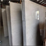 Mármore branco do cinza de Crabapple da telha de mármore cinzenta branca Best-Selling