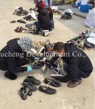 De gebruikte Schoenen van de Tweede Hand van Schoenen met Laagste Prijs