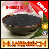 Água do Sell de Huminrich - usina solúvel de fertilizante orgânico de Humate do potássio de 65%