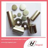 Hoge N30-N35ah bellen de Permanente Magneet van het Neodymium NdFeB voor Motoren en de Industrie