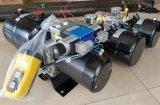 de hydraulische die Uitrustingen van de Aanhangwagen van de Kipper voor de Markten van Australië, van Newsland en van Thailand worden ontworpen