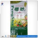 Мешок полипропилена пшеничной муки риса упаковки изготовления 25kg Китая