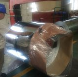 PPGI laminó la bobina de acero galvanizada para la hoja del material para techos del edificio