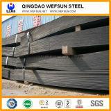 Q235 Placa de aço laminada quente de 1250 mm de largura