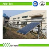 Suporte da coluna da montagem de painel solar do picovolt