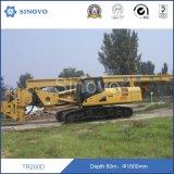 Plate-forme de forage rotatoire initiale du tracteur à chenilles TR200D