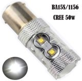indicatore luminoso di segnale bianco di girata dell'automobile LED del CREE 12V 30W