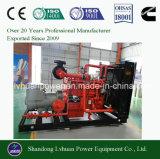 Jogo de gerador aprovado do gás da biomassa do Ce 20kw 30kw 40kw 50kw 100kw ou Genset