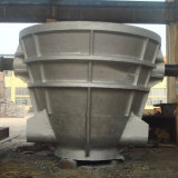 Бак шлака бросания стали сплава для металлургии