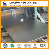 Placa de aço laminada a alta temperatura laminada de baixo carbono da boa qualidade para a multi finalidade (revestimento de zinco 160g)