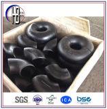 Codo de la instalación de tuberías de acero de carbón ASME B16.9