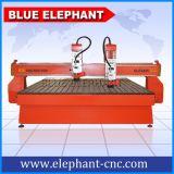 Router profissional do CNC para a máquina de madeira da estaca e de gravura
