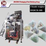 Empaquetadora del bolso de té del triángulo con el pesador eléctrico como la manera que introduce (10D)