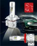 Farol novo 880 H1 H3 H7 H11 9005 do diodo emissor de luz 5s diodo emissor de luz de 9006 faróis, farol elevado da motocicleta 9007 de H4 H13 9004 baixo