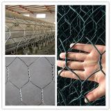 Materasso di Gabion del filo di acciaio a basso tenore di carbonio/maglia galvanizzati Hot-DIP di Gabion