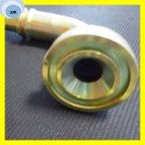 Flange apropriada 87641 do SAE da mangueira da flange de alta pressão