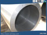 Pipe circulaire en acier galvanisée
