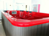 うまく設計されたジャクージの屋外の渦のプールの鉱泉(M-3337)