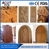 Corte de madera del CNC Acut-1224 y máquina de grabado