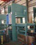 Armature en caoutchouc automatique ou vulcanisateur à colonnes de plat
