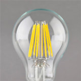 Lámparas de la bombilla del filamento de E27 LED iluminación retra de 360 grados