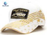 Projeto agradável da boa qualidade da forma com o tampão do esporte do golfe da viseira do sanduíche