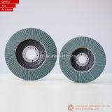 "certificado 5 "" zirconia VSM disco de láminas abrasivo mpa ( fabricante profesional )"