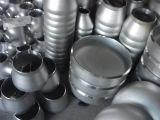 Protezione del tubo saldata estremità dell'acciaio inossidabile 201, protezione degli accessori per tubi