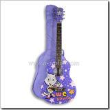 Guitare acoustique de couleur d'étiquette de 36 pouces mini (AFG36D-2)